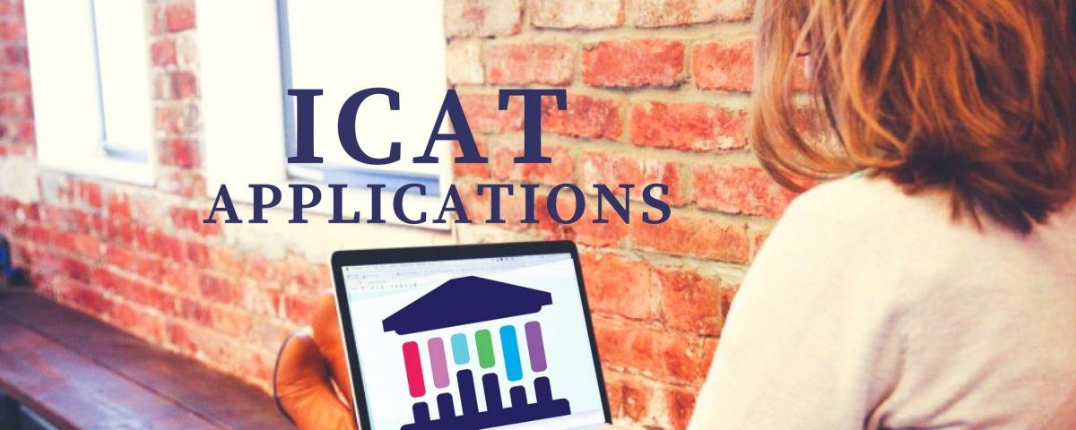 ICAT_applications news item Mar 2017