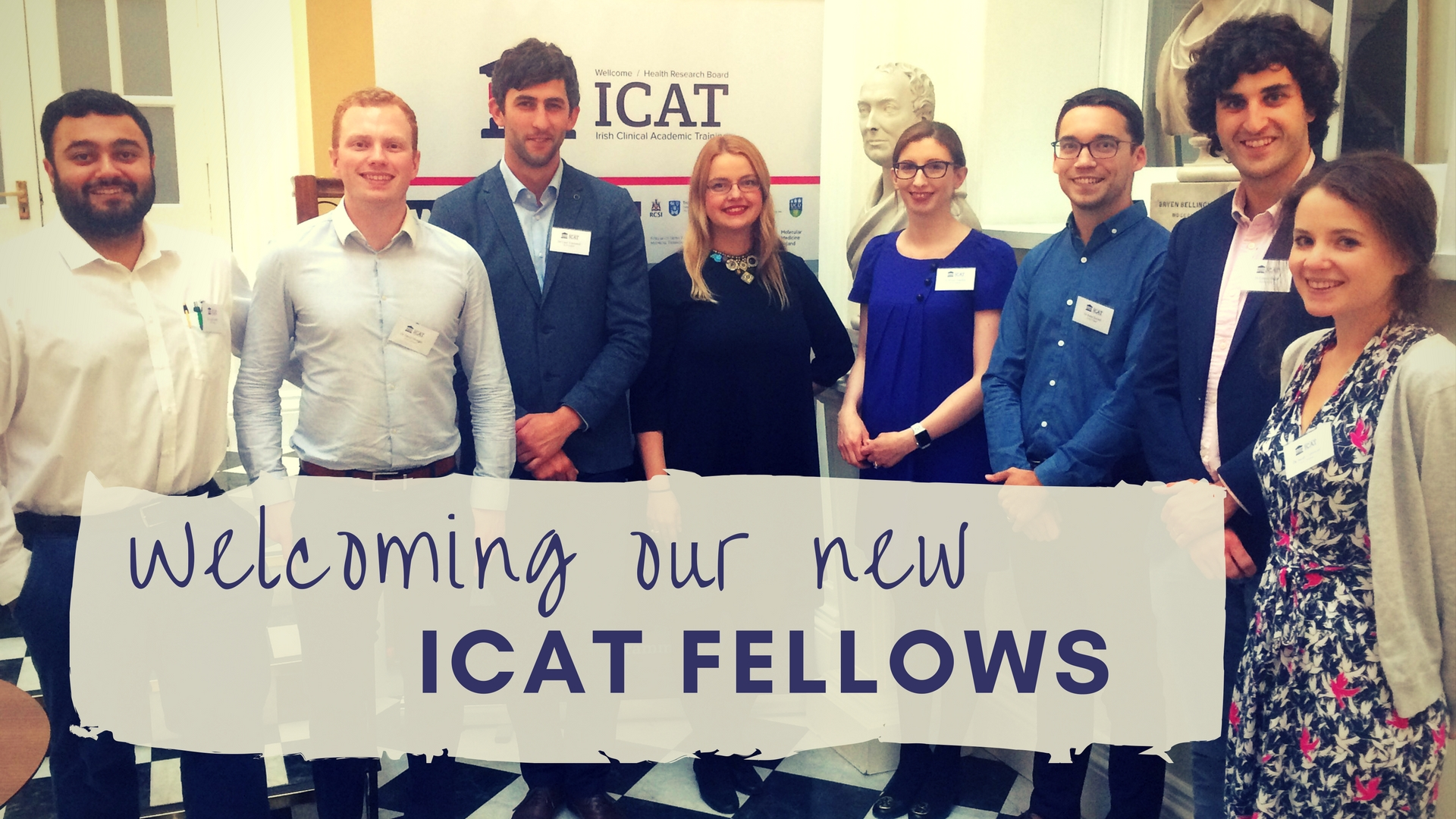 ICAT induction news item 2017