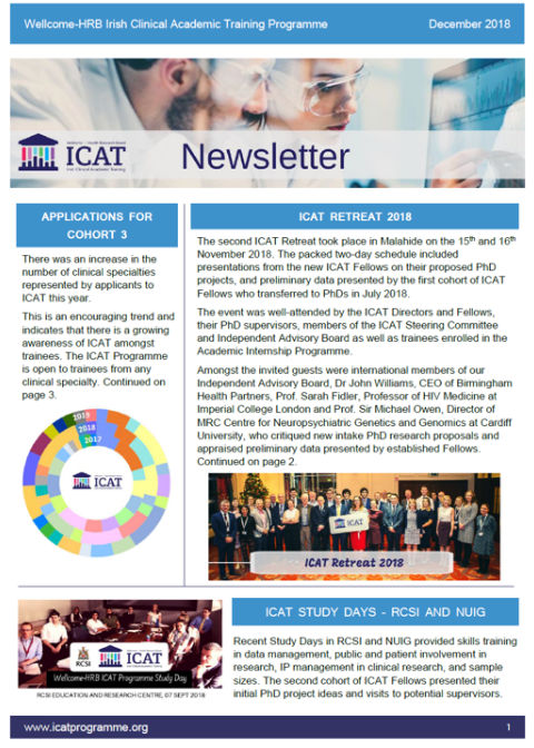 Dec 2018 newsletter front page for web