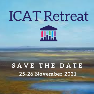 ICAT Retreat save the date 2021